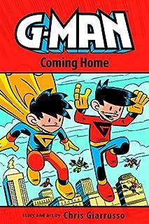 G-Man Volume 3: Coming Home TP