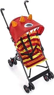 Carrinho de Bebê Umbrella Monster Voyage - Vermelho