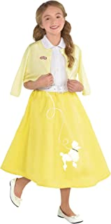 Amscan 8401393 Grease Sandy Olsson Summer Nights Costume - Kids Small