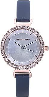 Giordano Analog Silver Dial Women's Watch-A2081-02