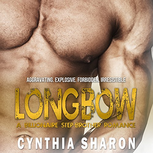 Longbow audiobook cover art