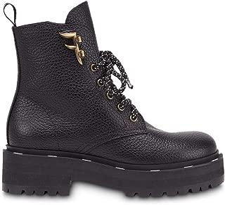 FENDI Luxury Fashion Womens 8T6962A8C9F16ZH Black Ankle Boots | Fall Winter 19