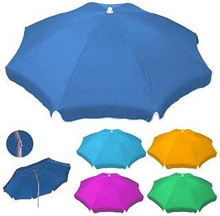 Parasoller fjäril solid 180 blandade färger