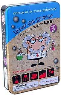 ذا بربيل كاو- علوم جل الماء- مجموعة علمية رائعة للاطفال من سلسلة مختبر العالم المجنون الشهير.