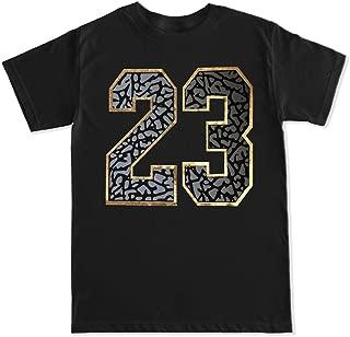 black and gold jordans 23