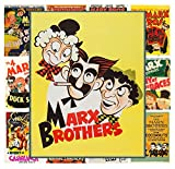 Pixiluv Mini Posters Set [13 Posters 8x11] Marx Brothers # Silent Film Movie Posters Reprint