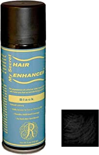 My Secret Hair Enhancer Spray for Fine or Thinning Hair - Black 5 oz