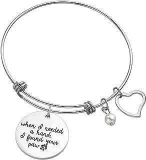 hand to paw bracelets