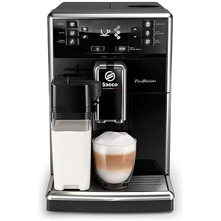 Philips SM5460/10 SAECO Machine à café Expresso Super Automatique - PicoBaristo Noir