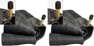 LOT OF 2 (TWO) Deli Brand Tire Inner Tubes with TR87 Bent metal valve - 4 inch Size 9x3.50-4, 9x350-4, 9x3.50x4 9x350x4
