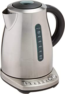 Breville BKE720BSS The Temp Select Electric Kettle, Silver (Renewed)