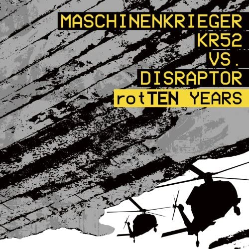 Maschinenkrieger KR52 & Disraptor