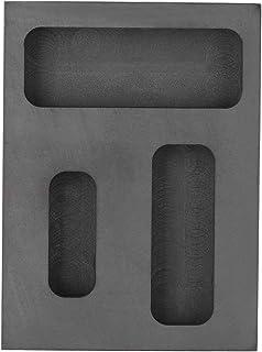 Moule combiné de Barre de rebut de raffinage de Fonte de Lingot de creuset de creuset de Graphite