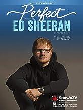Ed Sheeran - Perfect - Flute & Piano Sheet Music Single