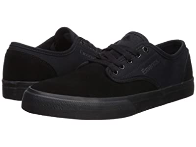 Emerica Wino Standard (Black/Black/Black) Men