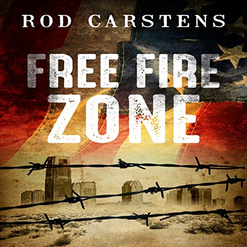 Free Fire Zone audiobook cover art