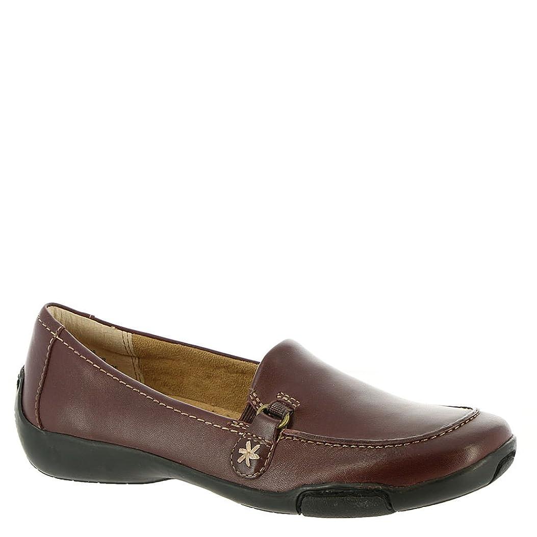 息苦しい電池列挙するARRAY Womens Leather Loafers