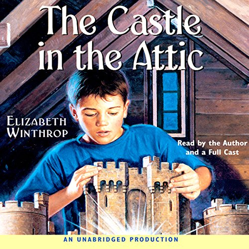 The Castle in the Attic audiobook cover art