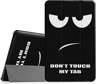 Fintie SlimShell Funda para Samsung Galaxy Tab E 9.6 - Súper Delgada y Ligera Carcasa de Cuero Sintético con Función de Soporte para Modelo SM-T560N / T561N, No Tocar
