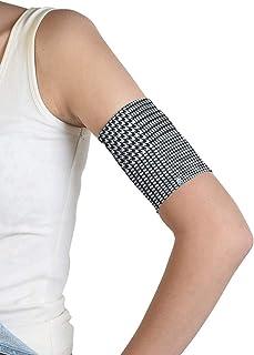 Dia-Band - Brazalete protector para el sensor de glucosa Freestyle Libre, Medtronic, Dexcom o Omnipod - Banda para diabéticos reutilizable (XL (31-35 cm))