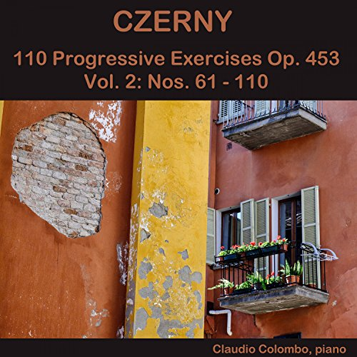 110 Progressive Exercises in E-Flat Major, Op. 453: No. 79, Allegro