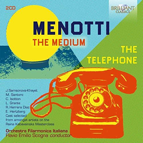 Menotti:the Medium-the Telephone