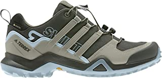 Terrex Swift R2 GTX Hiking Shoe - Women's Legend Earth/Feather Grey/Ash Grey, 9.5