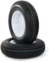 Best 205/75r15 trailer tire and wheel Reviews