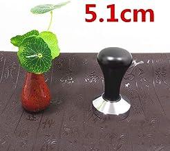 Coffee Pressing Tool 51ml,Toppart stainless steel Coffee Tamper coffee pressure powder hammer pressure bar Coffee Tamper 5...