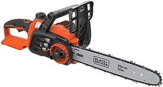 BLACK+DECKER 40V MAX Cordless Chainsaw, 12-Inch, Tool Only (LCS1240B)
