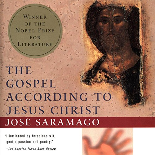 The Gospel According to Jesus Christ cover art