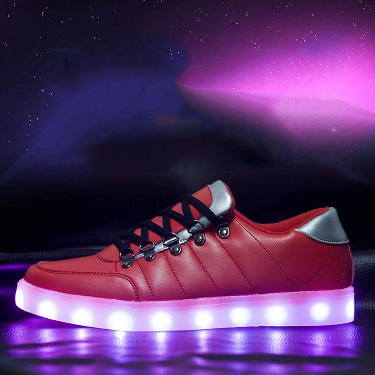 Men's And Women's shoes Comfort LED Sneaker Trainers shoes Leisure shoes Fashion Breathable shoes Christmas, Halloween, Ghost Step Dance shoes