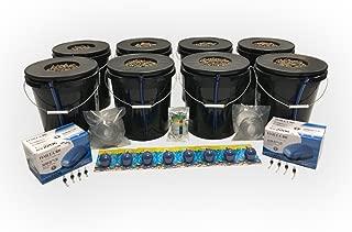 Viagrow VDIY-8 DWC hydroponic 8-Plant System