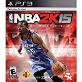 NBA 2K15 for Sony PS3