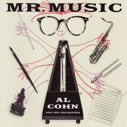 Al Cohn & His Orchestra feat. Billy Byers, ハル・マクシック, Gene Quill, ジミー・レイニー & ビリー・バウアー