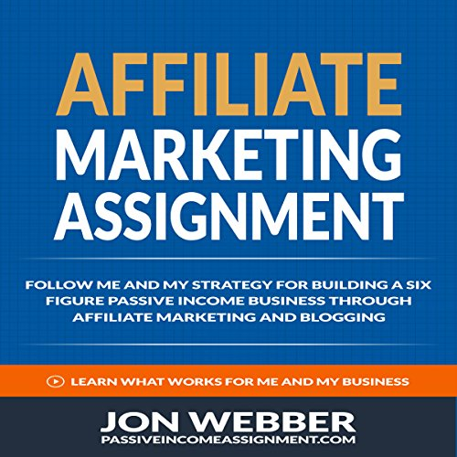Affiliate Marketing Assignment cover art
