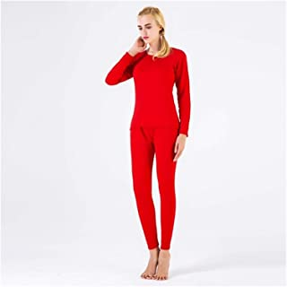 Winter Thick Women Thermal Underwear For Men Warm Layered Clothing Pajamas Thermos Men Second Thermal Elasticity (Color : ...
