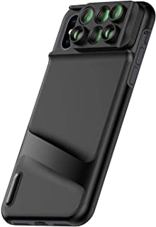 Case lens 6 in 1 for iPhone x iPhone xs