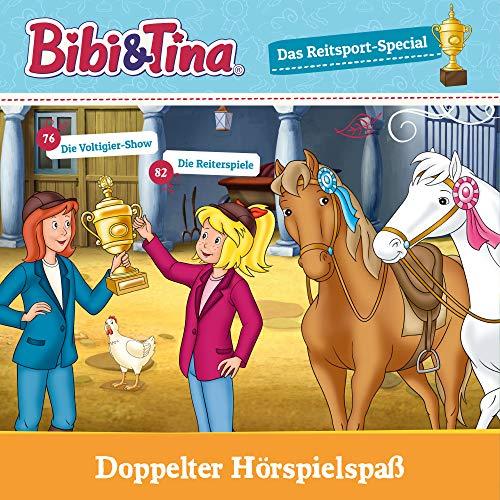 Das Reitsport-Special (Die Voltigier-Show / Die Reiterspiele)