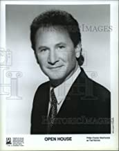 Historic Images - 1990 Press Photo Actor Philip Charles Mackenzie as Ted Nichols in Open House