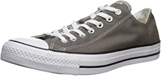 Converse Unisex Chuck Taylor All Star Ox Basketball Shoe (13 D(M) US Men, Charcoal)