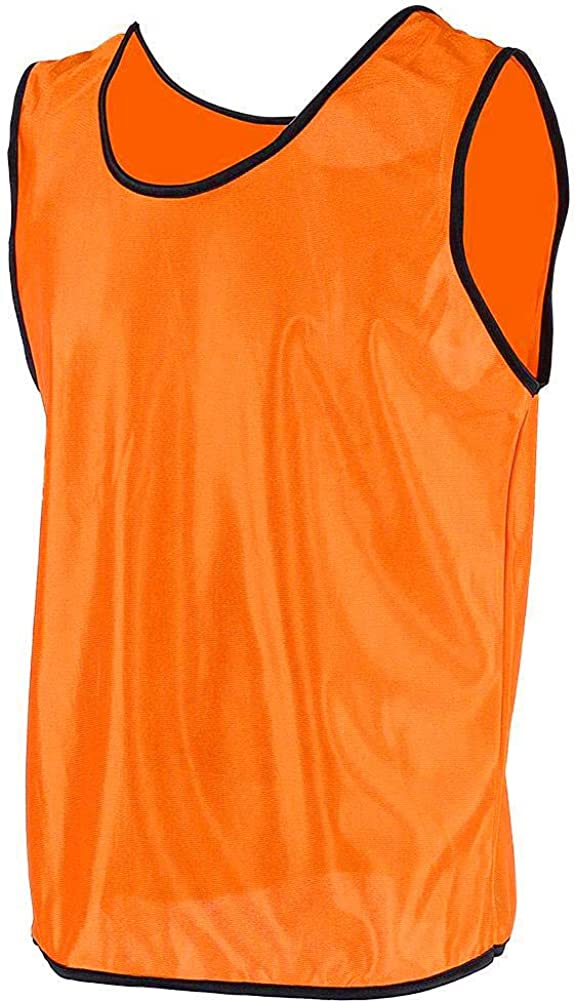 Betecent Scrimmage Team Training Vests Pinnies, Practice Jerseys,Soccer Jerseys for Multiple Sports