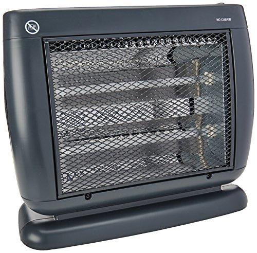 Heatwave HQ-850 - Calefactor Electrico , color Negro