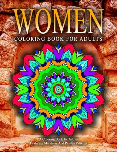 WOMEN COLORING BOOKS FOR ADULTS - Vol.17: relaxation coloring books for adults (Volume 17)