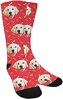 print your pets face on your socks