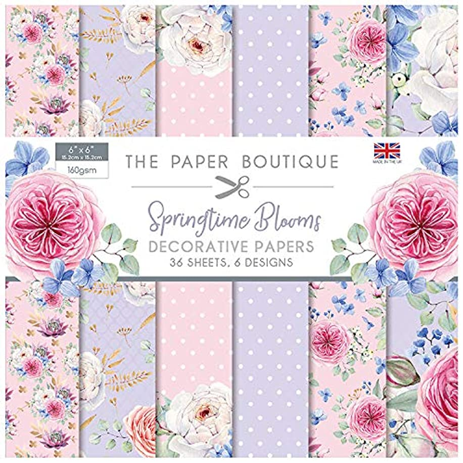 The Paper Boutique The Springtime Blooms 6