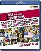1000 Masterworks-300 Miinutes of Art [Blu-ray]
