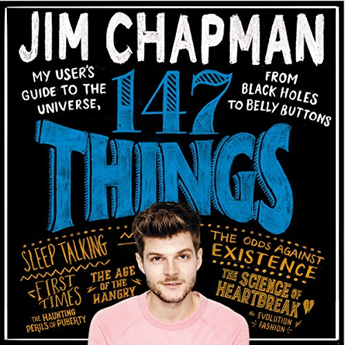 147 Things audiobook cover art