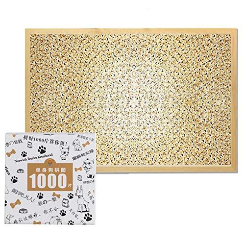 Puzzle De 1000 Piezas Adulto Súper Difícil Descompresión Adulto De Alta Dificultad Juguete Hecho A Mano para Adulto