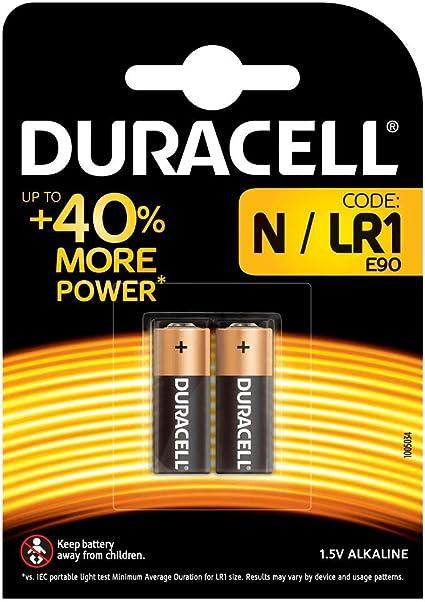 Duracell Mn9100 N Alkaline Batterie Für Kameras Elektronik